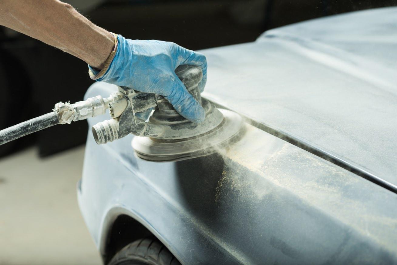 Auto Body Repair - Paron Collision & Paint